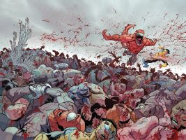 INVINCIBLE 100 CHROMIUM COVER by RyanOttley