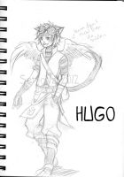 Character Design: Hugo by Valeyla