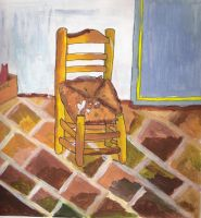 Vincent's chair by cReaTor-of-aRt