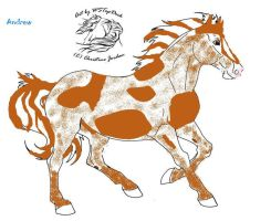 Band Horses: Andrew by SilverRaven13