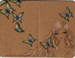 Summer Moleskine by Michaela9