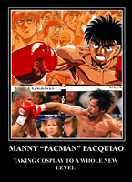 Manny PACMAN Pacquiao by Earlstein