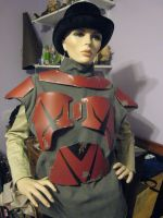 WIP: Mando Armor by burningdreams76