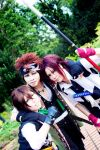 hakuoki - Friends by Jesuke