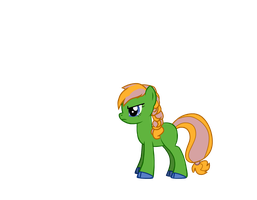 Pony Poch by The-Pink-Green-Chibi
