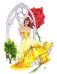 Belle by DiLeMnE