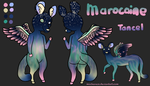 Marocaine Ref Sheet by MochaNess