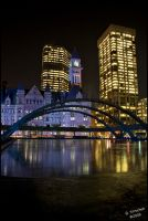 Nathan Phillips Square by MrScourge