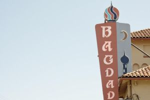 Bagdad Theater by artnchicken