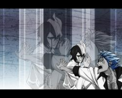 Bleach : 6 vs 4 by kage-chan