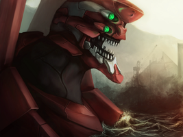 Unit 02 by ElkaArt