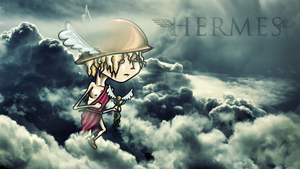 Hermes Wallpaper by Silphes