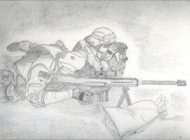Sniper Team by Ghillied-up