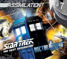 Star Trek/Doctor Who Assimilation #7 by Watanabe3D