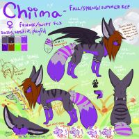 Chiima reference update April 2014 by coffaefox
