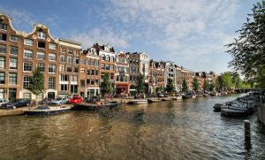 Canals II - Amsterdam by ThomasHabets