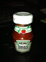 Honey I Shrunk the Ketchup by Purdy26