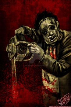 leatherface by Rev-Johnny-Stiletto