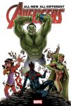 All New All Different Avengers Cover by sonicboom35