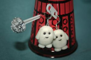 ADIPOSE earrings by BitterSweetPill