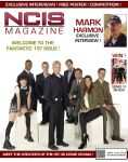 NCIS Magazine [Fan made mock up] by DoctorWhoOne