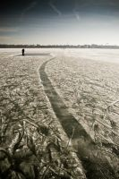 way on the ice by torobala