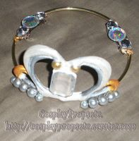 Princess Serenity Manga Crown by CosplayPropsEtc
