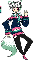 [OTA] Cotten Candy Cat Boy [CLOSED] by o-Aesthetic-o