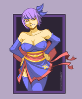 Ayane -  DoA by buttermonster