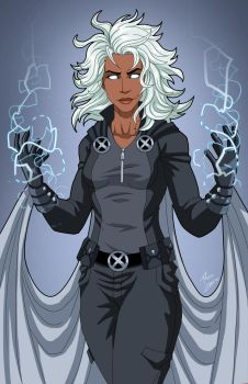 Storm commission by phil-cho