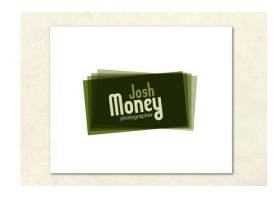 Josh Money Logos by lindamcrae