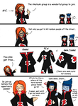 Akatsuki's are Wonderful by gailhuckerby