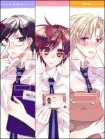 Ouran: we are by mixed-blessing