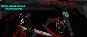 Jack The Ripper by DocterWhoovs