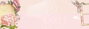 texture banner plus rose by mileylovesopure