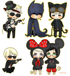 Adaptations Fest Cheebs by Cremebunny