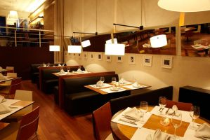 Casuale Restaurant 01 by Markhal