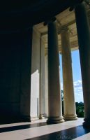 Jefferson Memorial 3 by MordsithCara