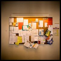 Bulletin' Board by IronHide8
