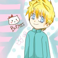 Hello Butters by steffanny