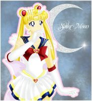 Sailor Moon by UsyBeth