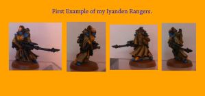 First Ranger by Anararion
