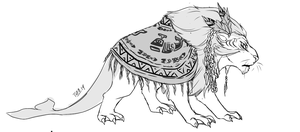 Typhon, the Sealord by Lionel23