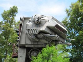 WDW Star Tours Endor 05 by d1znee