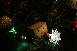 Christmas Danbos by hello-there-gorgeous