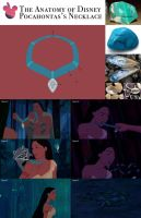 The Anatomy of Disney Pocahontas's Necklace by ncfwhitetigress