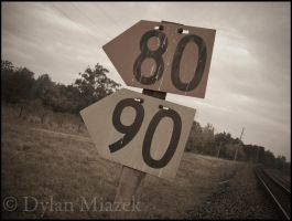 Railway sign. by Dylan-M