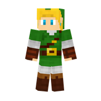 OoT Link Skin (With Download) by ArchdukeQWA