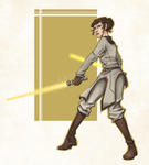 KOTOR2- Jedi Exile by MirageFlames