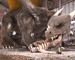 Stop Squirming! by PWRof3D